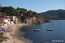 Island of Elba: the beach of Forno at Portoferraio