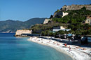 Island of Elba: the beach of Le Ghiaie at Portoferraio