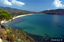 Island of Elba: the beach of Lacona