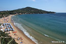 Island of Elba: the beach of Lido